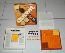 Outwit parker brothers 1978 ottimo