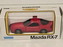 Mazda rx7 lhd red 1 40 scale