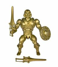 Gold he man collection motu masters