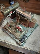 Jensen model 75 steam engine see