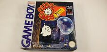 Nintendo gameboy bubble ghost game