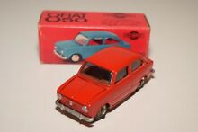 1 43 mercury 38 fiat 850 coupe red