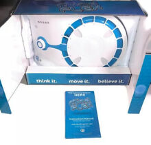 Brain wave game console and