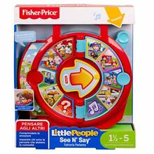 Fisher price fxj70 little people