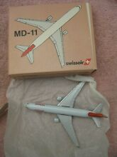 Mib swissair boeing md 11 jet
