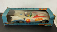 Speed racer japanese friction tin