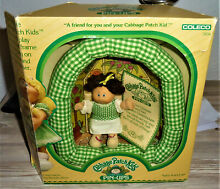 1983 cabbage patch kids pin ups