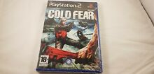 Cold fear new sealed rare