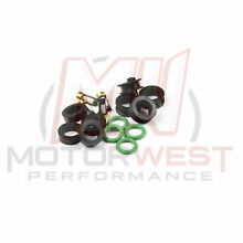 Four stroke outboard fuel injector