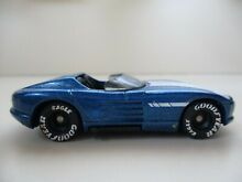 Matchbox sunburner dodge viper rt