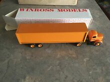 Yellow freight system 1980 tractor