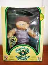 Cabbage patch kids giocadag 1984