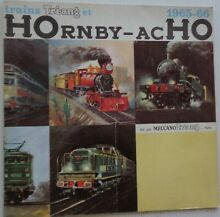 Acho triang catalogue trains year