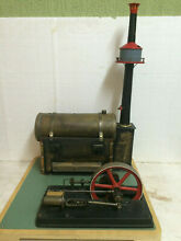 Horizontal steam engine bing 130