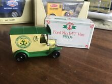 Model t ford van anchor cheese the