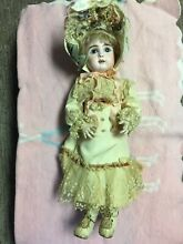 17 jules bisque doll voice box and