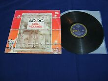 Ac dc high voltage blue roo label