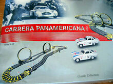 Panamericana mercedes benz slot car