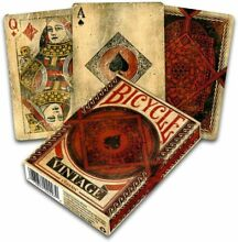 Bicycle classic poker playing cards