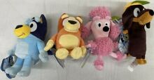 Bluey friends set of all 4 plush 8