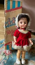1950s pedigree hard plastic doll