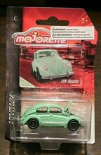 Volkswagen vw beetle mint green new