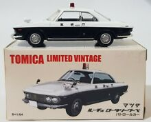 1 64 scale limited mazda luce coupe