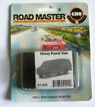 Road master ghq 6 metal vehicles