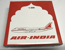 Air india boeing 747 400 jet mib