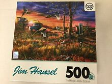 Jim hansel harvest ringnecks 500