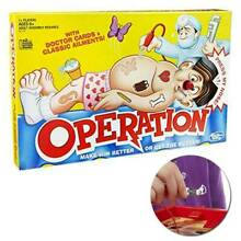Operation family board game doctor