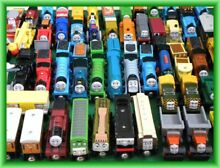 Clearance thomas friends wooden