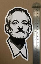 Bill bust decal sticker large 6