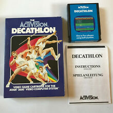 Decathlon cib atari 2600 tested