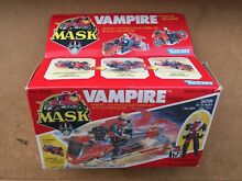 Mask toys vampire bombs vehicle