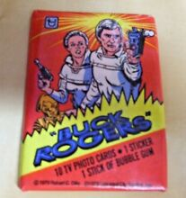 Topps 1979 sealed wax pack of