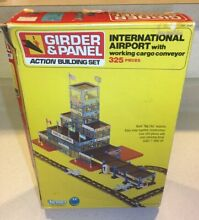 Kenner international airport girder