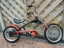 Chrysler prowler chopper bike