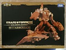 Golden lagoon starscream takara