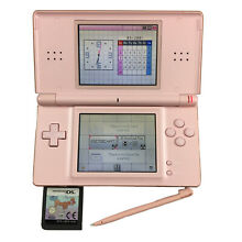 Lite hand held console pink usg 001