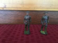 Two old cameronians