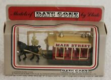 Models of days gone by main street