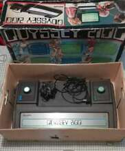 Odyssey 2100 philips console