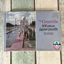 Jigsaw puzzle the granville 600