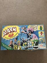 Alarm board game palitoy parker