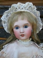 Beautiful 9 french doll 19 5 inch
