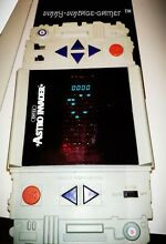Rare entex astro invader 1981