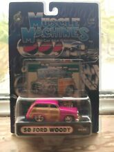 Muscle machine 50 ford woody
