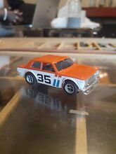 Afx ho slot car bre datsun 510 red