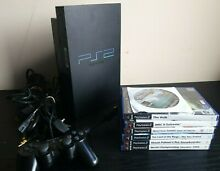 Sony playstation console fat 1